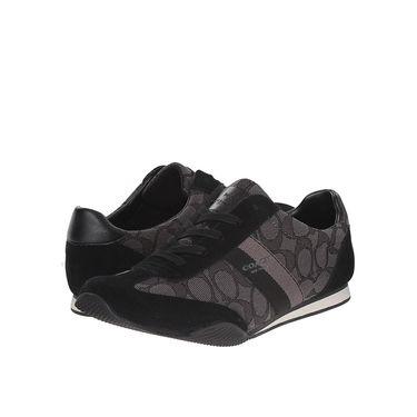 COACH 蔻驰 女款帆布系带休闲运动鞋板鞋 Q7839