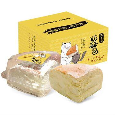 咪克玛卡 【添加益生菌】【2/4个可选】网红奶酪包早餐面包甜点美食糕点点心