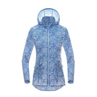 诺诗兰 NORTHLAND 户外女式防晒皮肤衣 GL072B14 upf50+ 透气 防紫外线