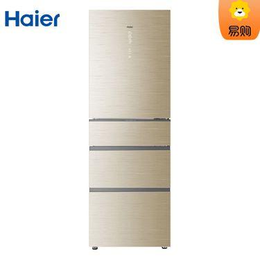 海尔 BCD-345WDGFU1 345升 无霜智控 干湿分储 变频节能  家用电冰箱