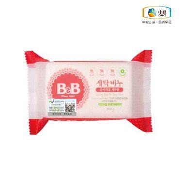 中粮 B&B保宁 洗衣香皂/甘菊香/200g 无添加 为新生宝宝设计