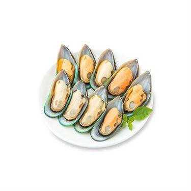 易果生鲜 原膳新西兰半壳青口贝350g