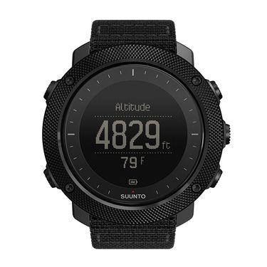 颂拓 (SUUNTO)手表 远征阿尔法系列 GPS多功能户外运动男表 GPS双卫星导航  红海行动同款