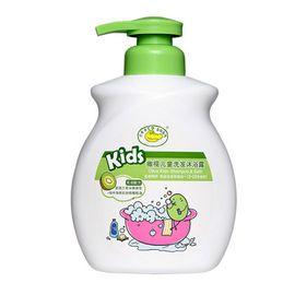 鳄鱼宝宝  橄榄儿童洗发沐浴露(奇异果) 650g 洗发沐浴二合一 儿童洗发水 宝宝沐浴露