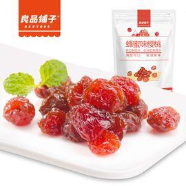 良品铺子 蜂蜜味樱桃80g/袋