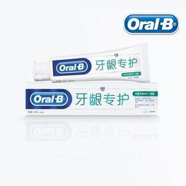 欧乐B牙龈专护牙膏(持续牙龈修护+清新)140g