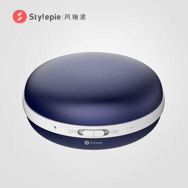 黑鱼 艾芭莎 Stylepie 风格派马卡龙迷你暖手宝 USB移动电源充电宝 4000毫安特别版 深空蓝