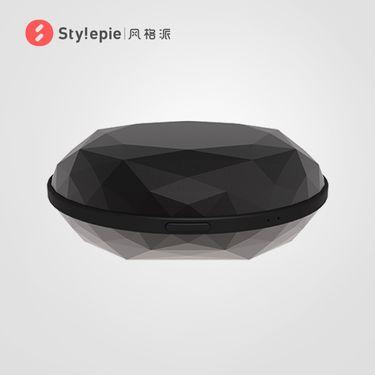 黑鱼 艾芭莎 Stylepie 风格派马卡龙迷你暖手宝 USB移动电源充电宝 4500毫安 钻石款 奥洛夫黑