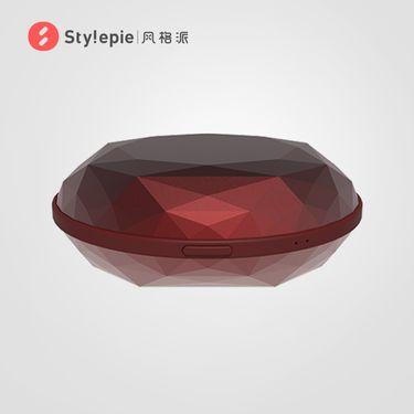 黑鱼 艾芭莎 Stylepie 风格派马卡龙迷你暖手宝 USB移动电源充电宝 4500毫安 钻石款 穆萨耶夫红