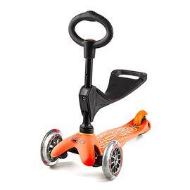 瑞士米高 德鲁诗三合一儿童滑板车 橘色