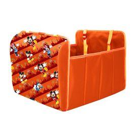 迪士尼 米奇缤纷乐园-车载多功能收纳靠垫