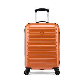 DELSEY 大使万向轮拉杆箱男女旅行箱复古行李箱 0020388