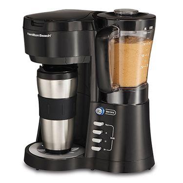汉美驰 Hamilton Beach 40918-CN 冰咖啡机 美式家用花式多功能全自动 滴漏式咖啡壶