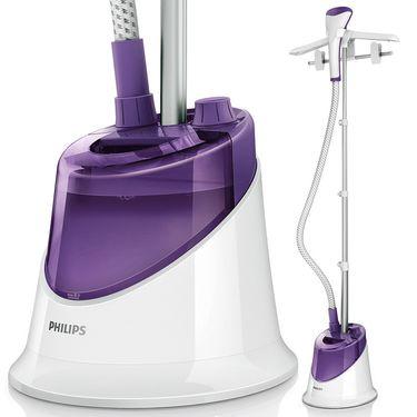 飞利浦(PHILIPS)挂烫机 GC506/38家用1500w两档 紫色