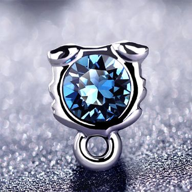 静风格 施华洛世奇元素水晶星座手链 女 C1410001