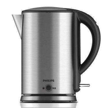 飞利浦(PHILIPS)电水壶304不锈钢PTC保温1.7升HD9316/03