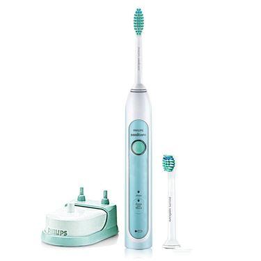 飞利浦 (PHILIPS)电动牙刷HX6712 充电式超声波震动牙刷
