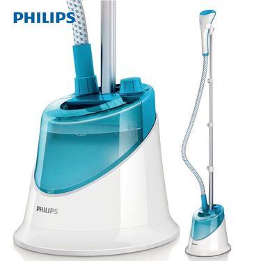 飞利浦(Philips)挂烫机GC502/28家用1500w 天空蓝