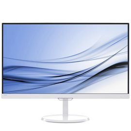 飞利浦(PHILIPS)237E7EDSW 23英寸 AH-IPS面板 舒视蓝 爱眼抗蓝光 全高清 电脑显示器 显示屏