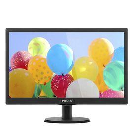 飞利浦(PHILIPS)193V5LSB2 18.5英寸 LED背光 智能协调 电脑显示器 显示屏