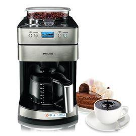 飞利浦(PHILIPS)咖啡机 HD7751/00 自动家用现磨一体咖啡豆研磨机