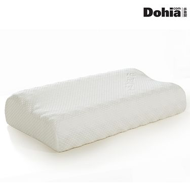 多喜爱 家纺枕芯 大颗粒按摩乳胶枕头