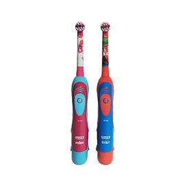欧乐B Oral-B 儿童电动牙刷 DB4510K 迪士尼汽车总动员 白雪公主 软毛