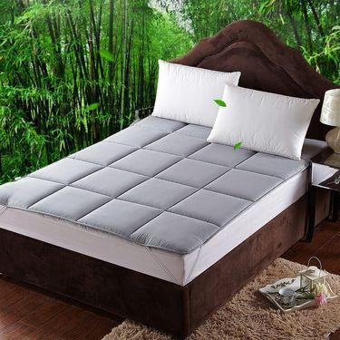 九洲鹿家纺 床品床褥子 可折叠无痕床垫子垫被 0.9/1.2/1.5/1.8米可选