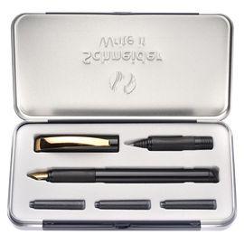 施耐德 【德国进口】Schneider施耐德 金色年华Glam Gold镀金尖钢笔