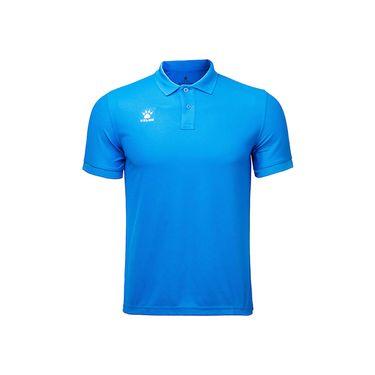 KELME卡尔美 夏季男式翻领T恤 运动POLO衫纯色 透气速干修身短袖K15F125
