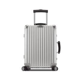 RIMOWA/日默瓦 CLASSICFLIGHT经典系列镁铝合金银色拉杆箱