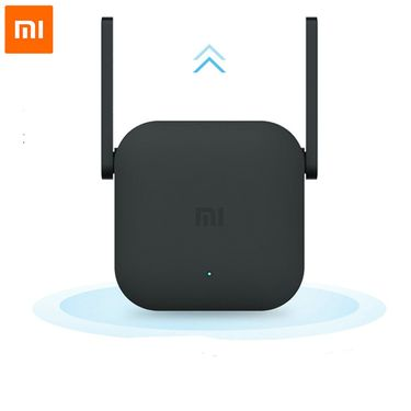 小米 wifi放大器pro 家用信号扩展器小米无线路由器中继器光纤宽带伴侣信号增强智能穿墙王扩大覆盖