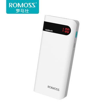 罗马仕 ROMOSS罗马仕 sense4P 10400mAh毫安充电宝移动电源 LED液晶屏