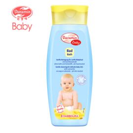 德国进口达罗咪婴儿沐浴乳宝宝儿童温和无泪滋润沐浴露泡泡浴