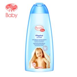 德国进口达罗咪婴儿沐浴露500ml 宝宝泡泡浴儿童沐浴乳温和洁净无泪