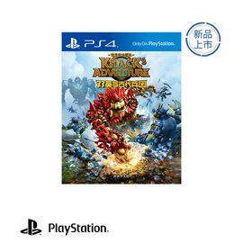 索尼/Sony PS4 游戏光盘 钠克的大冒险2 KNACK2