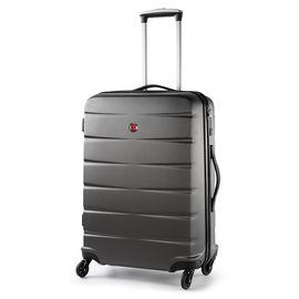 CROSSGEAR 瑞士军刀 时尚商务拉杆箱  万向轮旅行箱 磨砂拉链行李箱 CR-6040
