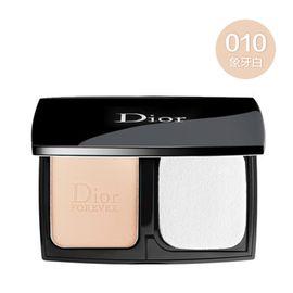 迪奥 Dior/迪奥凝脂恒久粉饼9g SPF25 保湿遮瑕 定妆 细腻贴肤