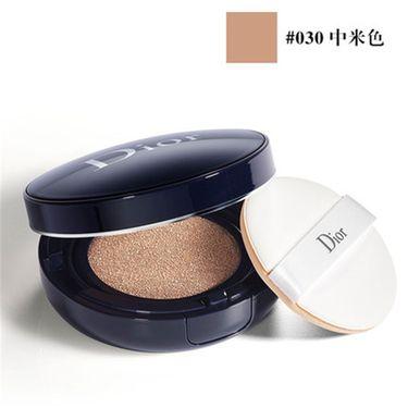Dior/迪奥凝脂恒久气垫粉底15g BB霜保湿遮瑕亲肤