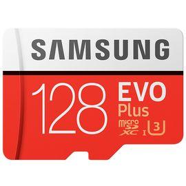 三星 存储卡128GB内存卡 100M/S读取速度 EVO升级版 红卡