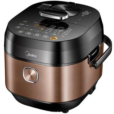 Midea/美的 PHT5085PG电压力锅5L 家用IH高速变压浓香高压锅饭煲