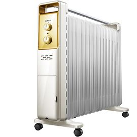 艾美特(Airmate)取暖器/家用电暖器/电暖气 15片电热油汀 HU1517-W