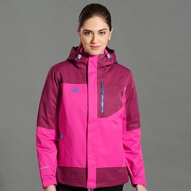伯希和 PELLIOT户外羽绒内胆冲锋衣 男女秋冬防风三合一两件套登山服