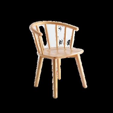 【严选】原素系列实木围椅(两把)