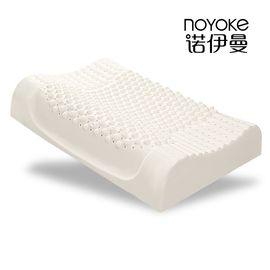 诺伊曼 NOYOKE【进口原液】正品泰国按摩透气枕乳胶枕头软枕头枕芯 云享系列
