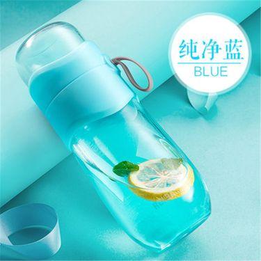 物生物 凯瑞杯 便携泡茶杯玻璃杯过滤学生女创意韩国韩版清新可爱随手杯