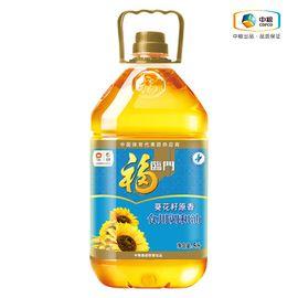福临门 葵花籽原香食用调和油5L 健康食用油 家用烹饪 (ZHC)