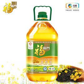 福临门 福临门 家香味AE浓香营养菜籽油 非转基因 4L