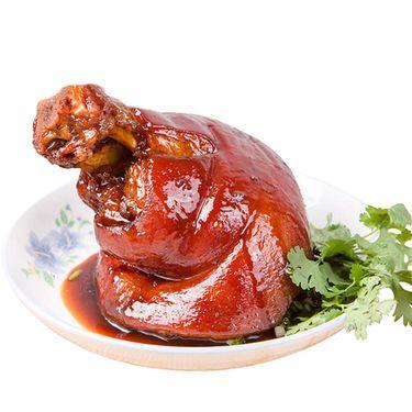 沈厅 正宗沈万三蹄膀600g*2袋共1200g周庄特产蹄膀肘子熟猪蹄卤肉熟食