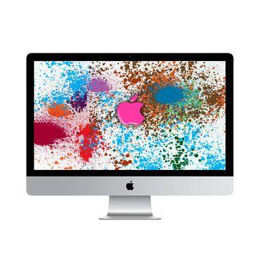 【顺丰速发】苹果(Apple) iMac 一体机电脑 2017新款27英寸3.5GHZ/i5/8G/1TB/5K屏/EA2